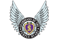 Guardians Of The Purple Heart Logo